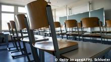Halle'de bir okul