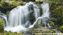Triberger Wasserfall, Triberg waterfall Wasserfall