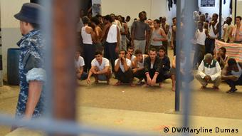 Κέντρα κράτησης προσφύγων στην Τρίπολη