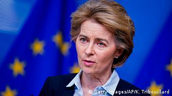Η Ούρσουλα φον ντερ Λάιεν παραδέχθηκε ότι η ΕΕ δεν ήταν κατάλληλα προετοιμασμένη για την πανδημία