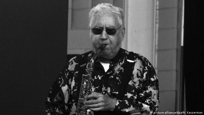 Lee Konitz (picture-alliance/dpa/N. Kaszerman)
