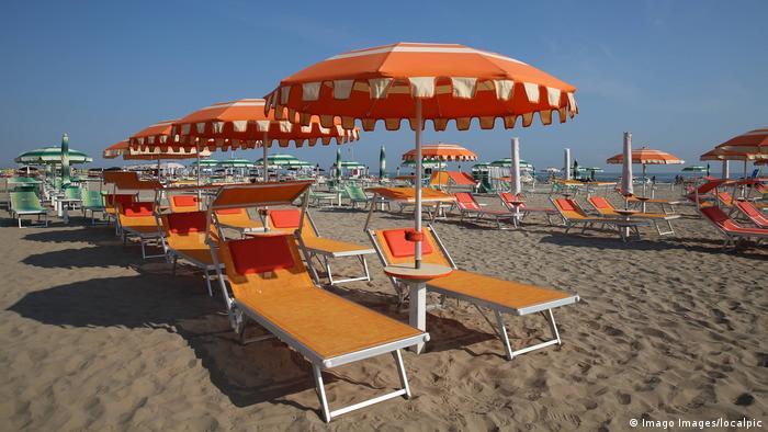 Rimini czeka na turystów