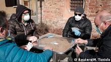 BG Italien im Lockdown | Familie in San Fiorano