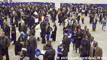 USA Mehr als 5000 arbeitslose Bewohner des Südostens von Michigan