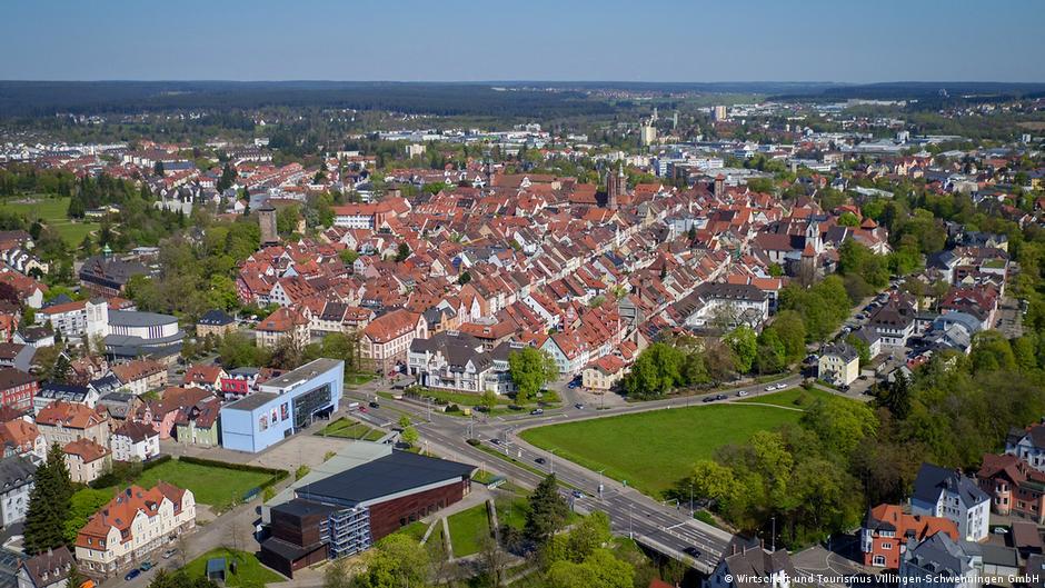 Germany from A to Z: Villingen-Schwenningen