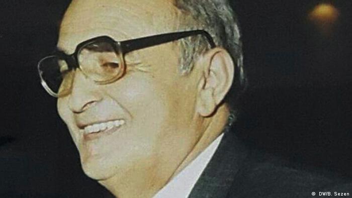 Lehrer Nevzat in der Türkei
