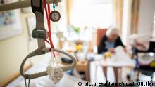 Deutschland Corona-Pandemie | Hotspot Heinsberg | AWO Altenzentrum
