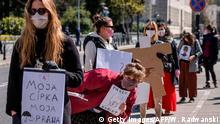 Polen Gesetzesvorhaben im Parlament - Abtreibungsdebatte spaltet