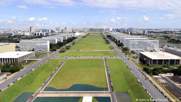 Brasilien | Esplanade der Ministerien in Brasília