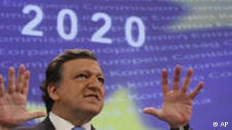 EU Kommissar Jose Manuel Barroso Europa Strategie 2020
