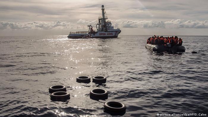 Les opérations de sauvetage menées par des ONG ont été rares pendant les restrictions liées à la Covid-19