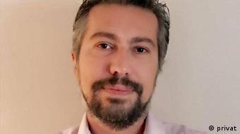 Atahan Celebi, Chefanalyst des Finanzunternehmens STRFS