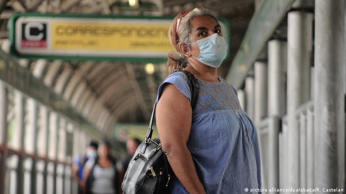 Coronavirus Crisis - Mexico City