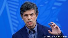 Brasilien Neuer Gesundheitsminister Nelson Teich