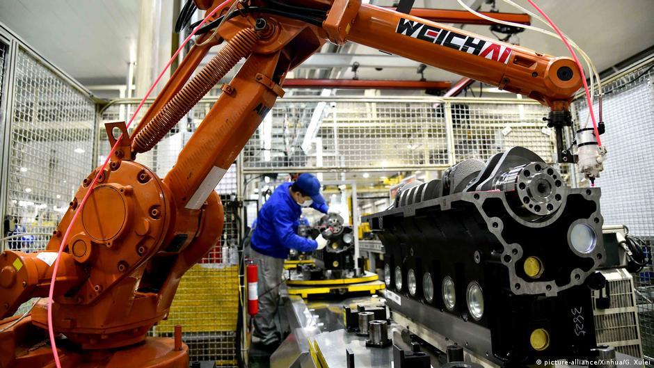 В Китае зафиксирован сильнейший промышленный рост почти за 10 лет | DW | 03.08.2020