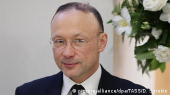 Глава компании РМК Игорь Алтушкин