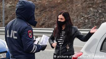 Document control in Vladivostok