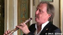 Albrecht Mayer, der 1. Solooboisten der Berliner Philharmoniker