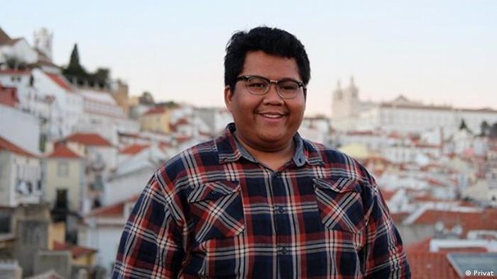 Deutschstudent Muhammad Bintang Riyadi (Privat)