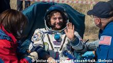 Raumfahrerin Meir mit Sojus-Kapsel von ISS zurückgekehrt