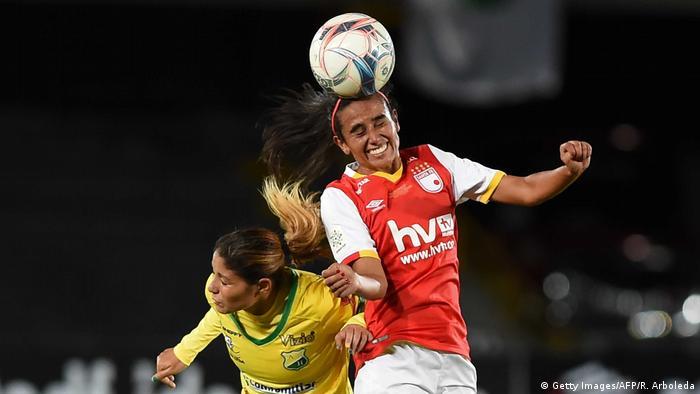 Gabriela Huertas   kolombianische Fußballerin