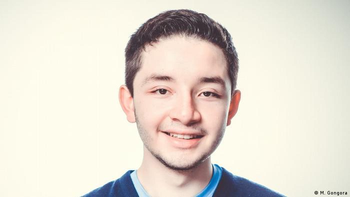 Miguel Gongora | Landesschülersprecher in Berlin