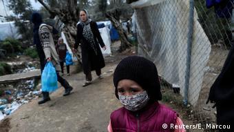 Ως «απόλυτη υγειονομική και ανθρωπιστική καταστροφή» περιγράφει την κατάσταση στη Μόρια η Σαρλότε, φοιτήτρια Ιατρικής