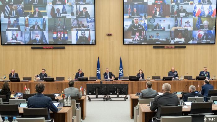 Конференція міністрів оборони держав-членів НАТО 17 червня 2020 року