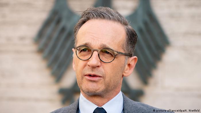 Deutschland Heiko Maas (picture-alliance/dpa/K. Nietfeld)