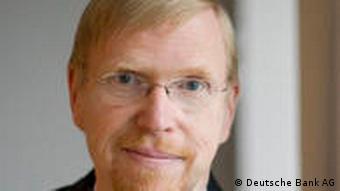 Dr. Thomas Mayer Chefvolkswirt der Deutschen Bank