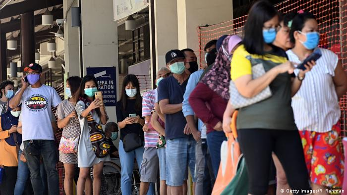Singapur | Coronavirus