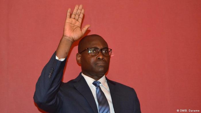 Guinea-Bissau | Ladislau Embassa - Generalstaatsanwalt der Republik Guinea-Bissau