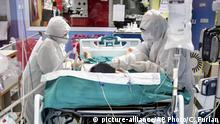 Italien Corona-Pandemie | Fast 98.000 Corona-Todesfälle in Europa