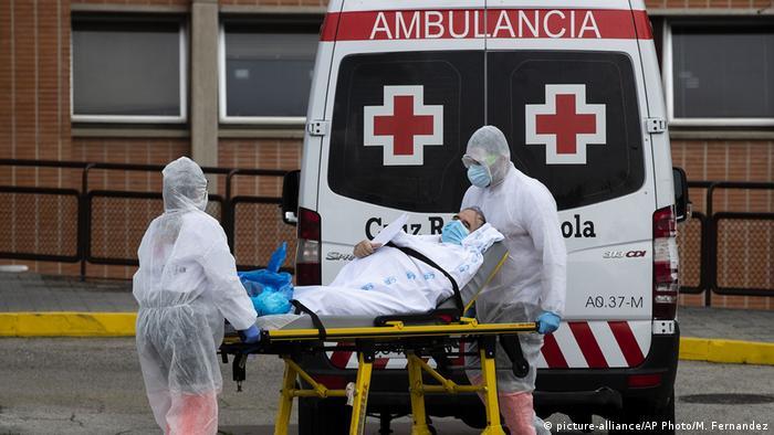 коронавірус, пандемія, Іспанія
