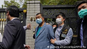 Hongkong | Mitglieder der Demokratiebewegung festgenommen