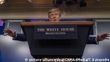 USA | Donald Trump | Coronavirus Briefing