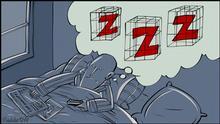 Karikatur Vladdo Sueños de cuarentena