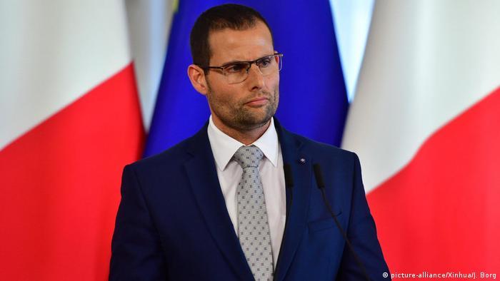 Maltese Prime Minister Robert Abela