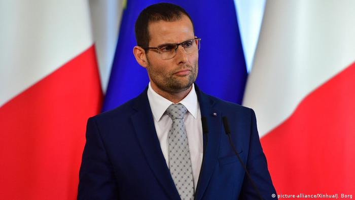 Maltese Prime Minister Robert Abela (picture-alliance/Xinhua/J. Borg)