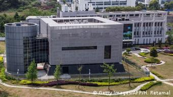 Институт вирусологии в Ухане