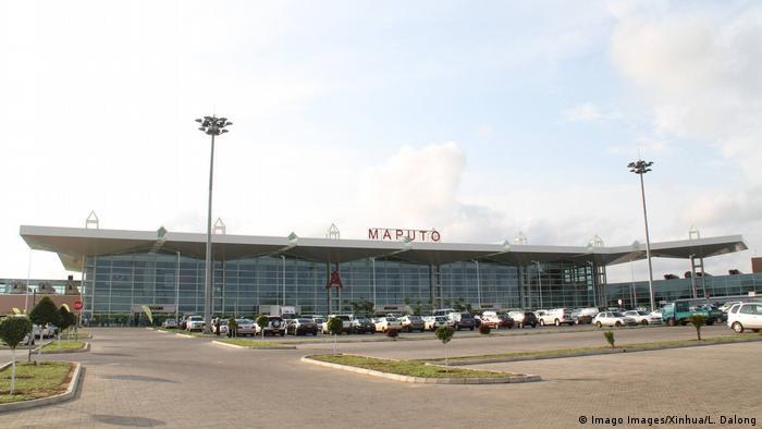 Mosambik Maputo Flughafen