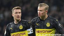 Fußball Bundesliga Marco Reus und Erling Haaland