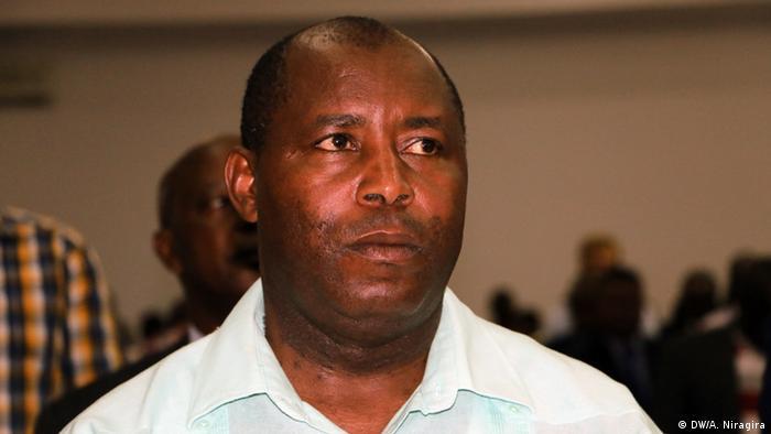 Brundi President elect Evariste Ndayishimiy (DW/A. Niragira)