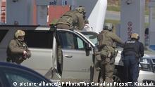 Kanada | Polizist wird bei Schüssen in Nova Scotia getötet