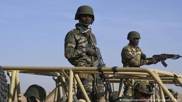 Symbolbild | Nigeria | SWAT