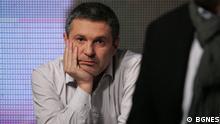 Milen Tzvetkov, ein bulgarischer Journalist. Er ist gestern, 19 April 2020, bei einem Autounfall in Sofia gestorben. Rechte: BGNES