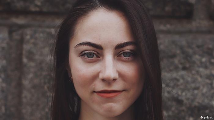 Карина, училась на программе Медиаинформатика Технического (TU Berlin) и Свободного университетов Берлина (FU Berlin), завершила учебу после онлайн-семестра