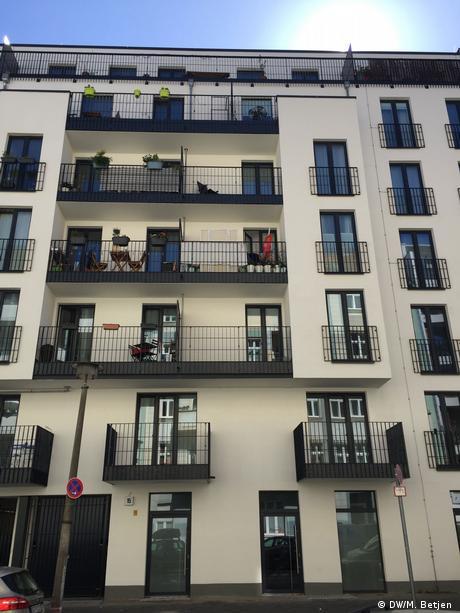 Maria Albel's apartment (DW/M. Betjen )