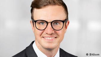 نيلس بريتسه، خبير شركة بيتكوم الألمانية