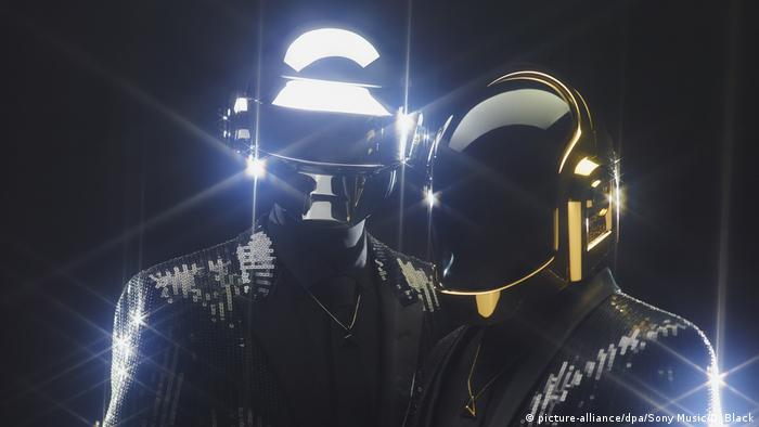 Французский дуэт Daft Punk